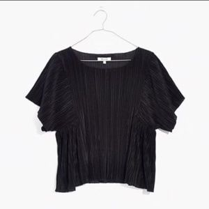 Madewell| Micropleat Top